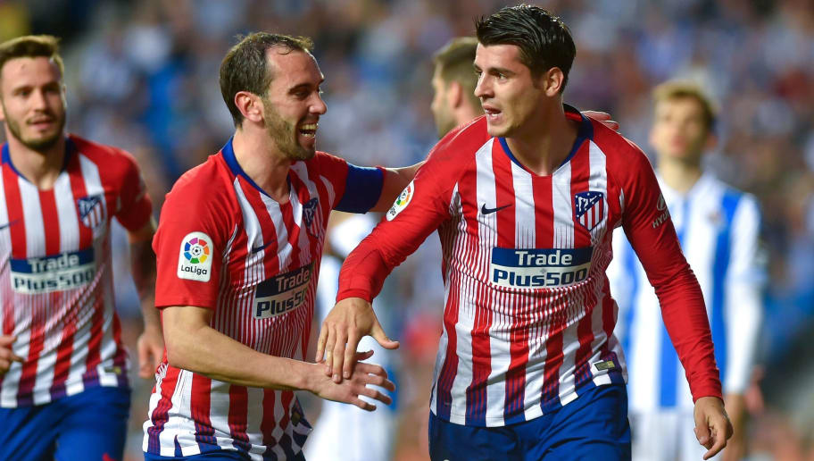 Image result for morata atletico madrid