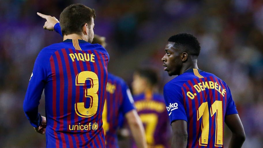 db9e1fe994e  We are Here to Help  - Gerard Pique Gives Advice to Ousmane Dembele Amid  Struggles at Barcelona