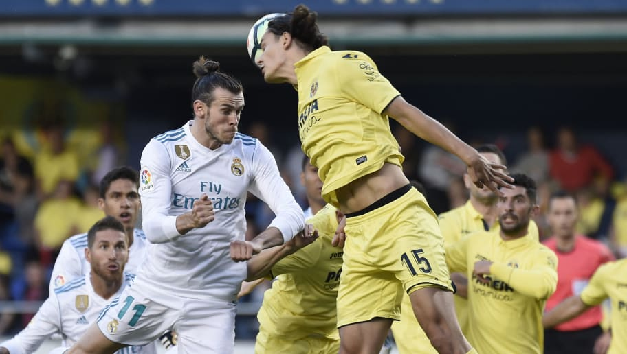 Villarreal Real Madrid Los Blancos Settle For Point After Spurning Lead Ahead Of UCL Final min