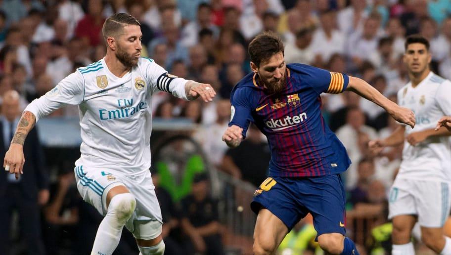 Fc barcelone real madrid les 5 duels suivre du clasico 90min - Championnat espagnol coupe du roi ...