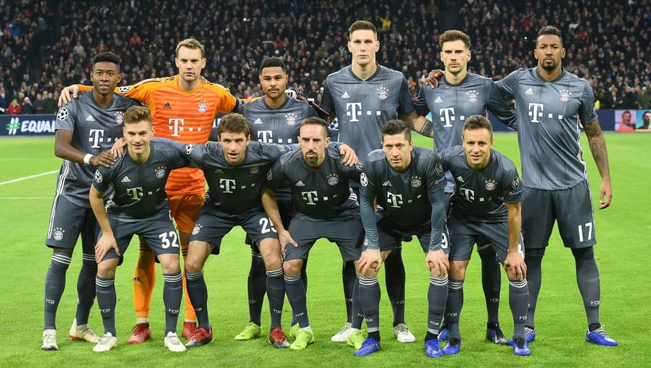 6 Players Bayern Munich Should Sign In The 2019 January