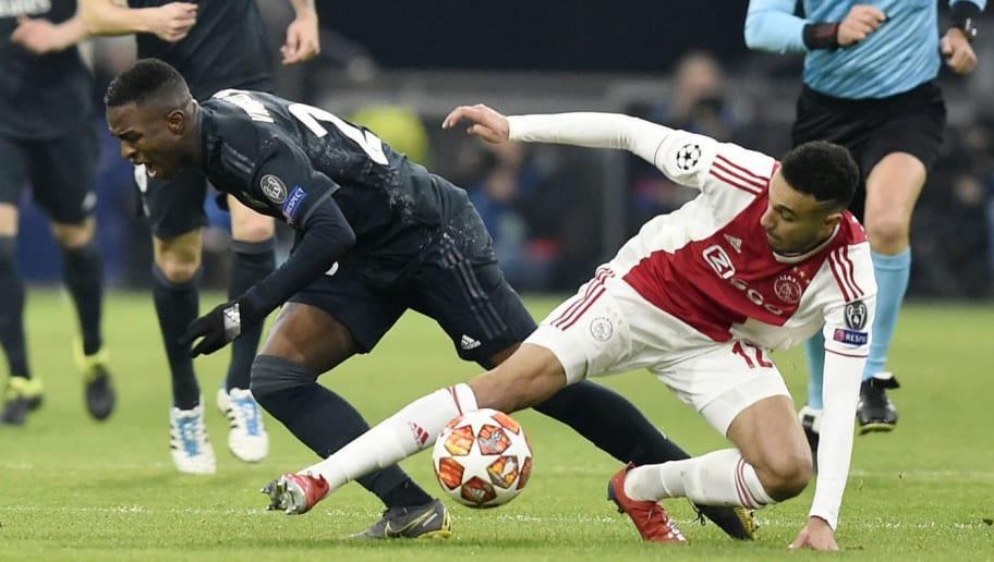 Ajax Vs Madrid: Real Madrid Vs Ajax: Santiago Solari's Best Available Los