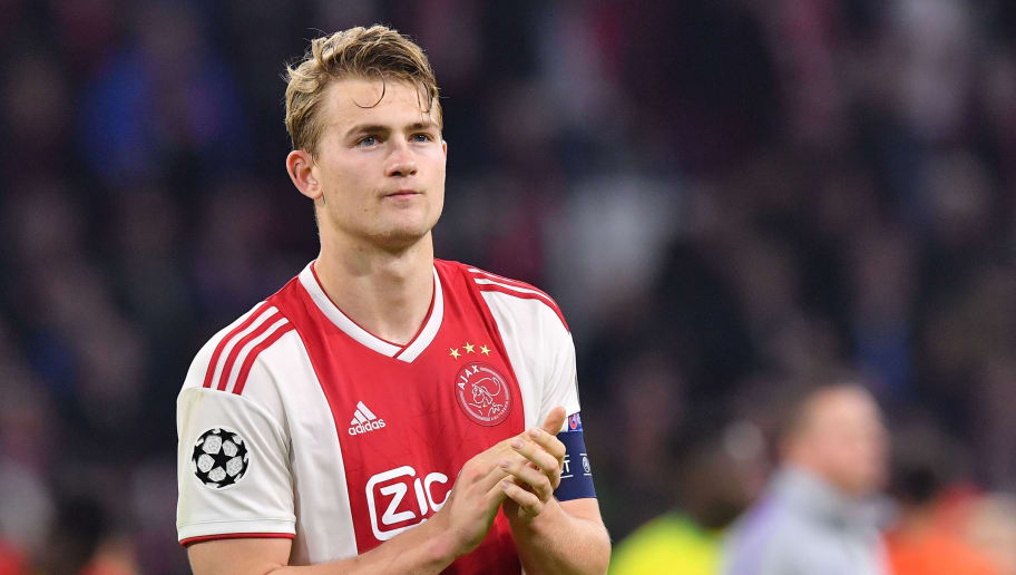 Matthijs De Ligt Ready To Join Juventus After Positive Phone Call With Maurizio Sarri