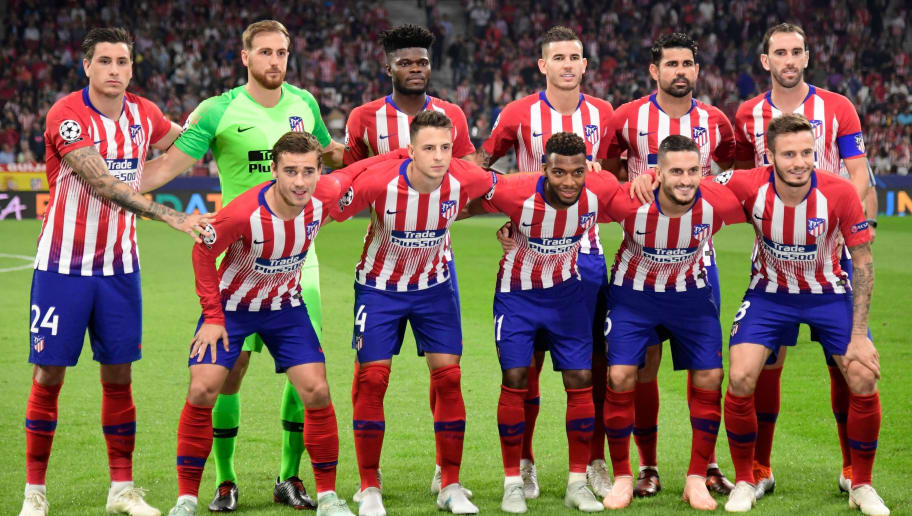 Picking the Best Atletico Madrid Lineup to Face Real ...