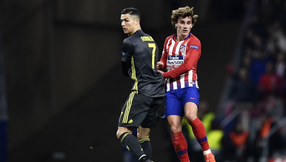Cristiano Ronaldo Wants Juventus to Sign Antoine Griezmann and Layoff Paulo Dybala - Report   ht_media