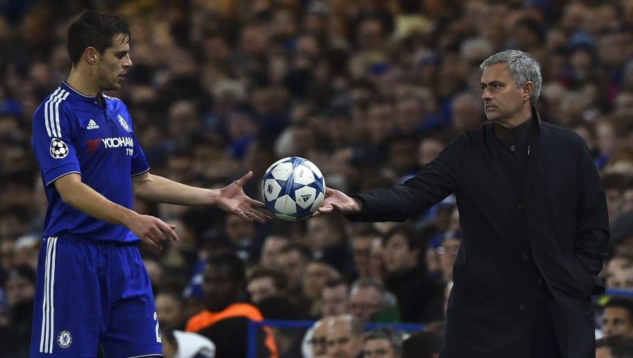 Cesar Azpilicueta Responds to Jose Mourinho Being Appointed Tottenham Head Coach