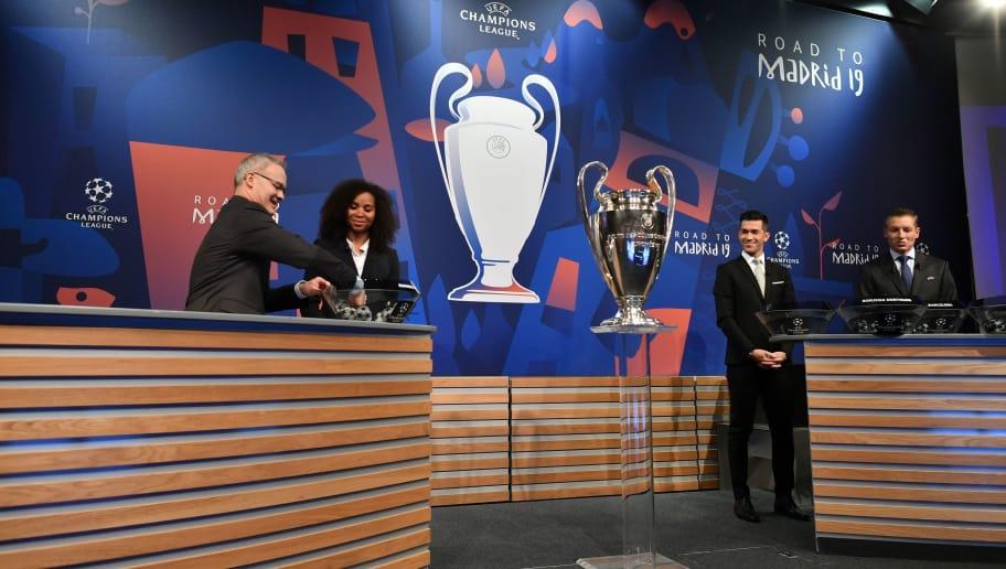 Calendario Champions Ottavi.Champions League Il Calendario Degli Ottavi Di Finale Ecco