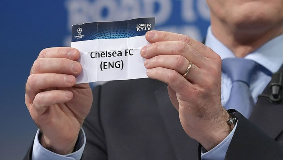 Chelsea S Best Worst Case Scenarios Ahead Of 2019 20 Champions League Group Stage Draw 90min