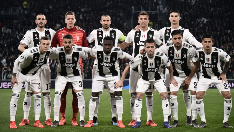 Genoa Vs Juventus Massimiliano Allegris Best Available Bianconeri Lineup