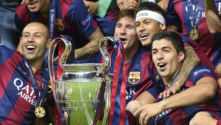 Champions League Final Flashback Barcelona And Juventus Berlin Showdown In 2015 90min