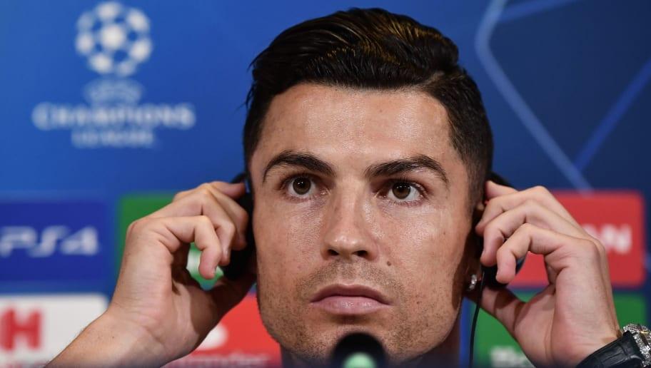 Juventus : Cristiano Ronaldo recadre des journalistes en conférence de presse