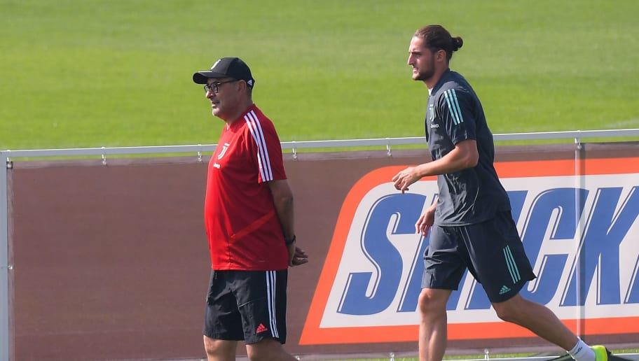 Juve : Maurizio Sarri s'explique sur la situation délicate de Rabiot