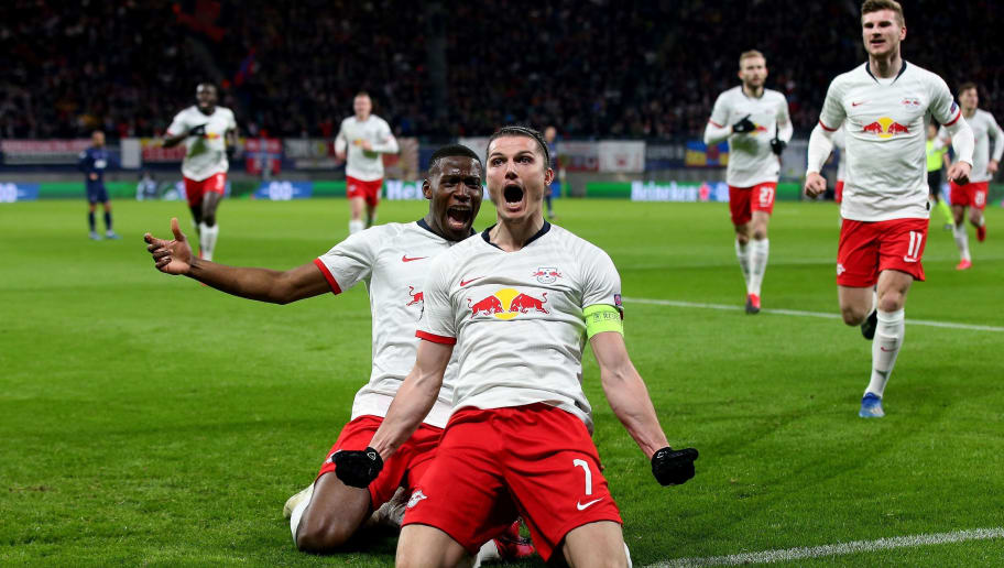 RB Leipzig 3-0 Tottenham: Report, Player Ratings & Reaction as ...