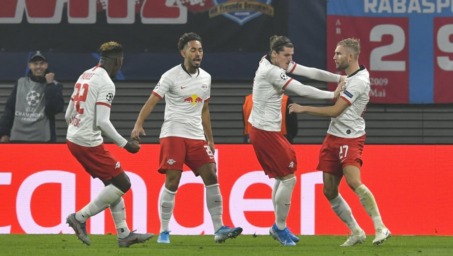 RB Leipzig dreht Partie gegen Zenit - Sabitzer erzielt Traumtor
