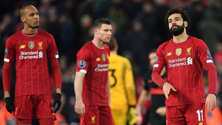 Thống kê kinh hoàng về Liverpool sau trận thua Atletico ở ...
