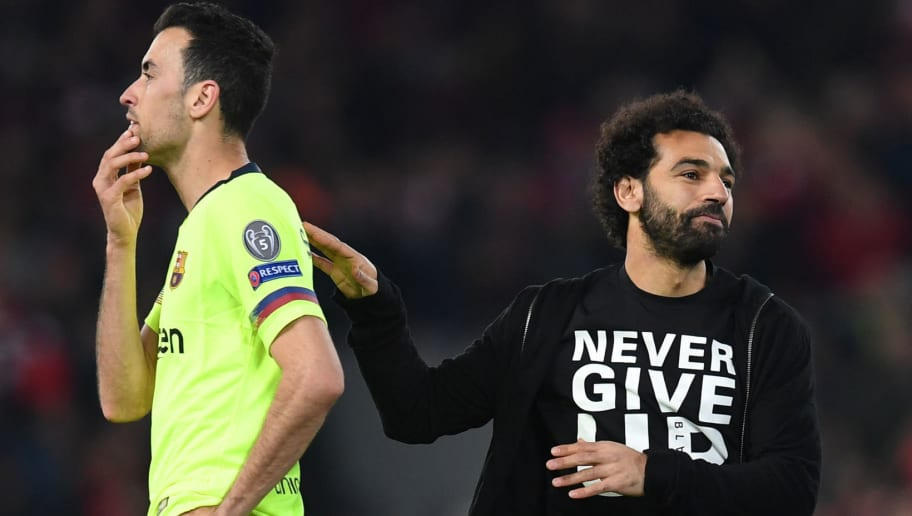 Barcelona's Sergio Busquets Claims That the Team is Still Suffering From Champions League Exit