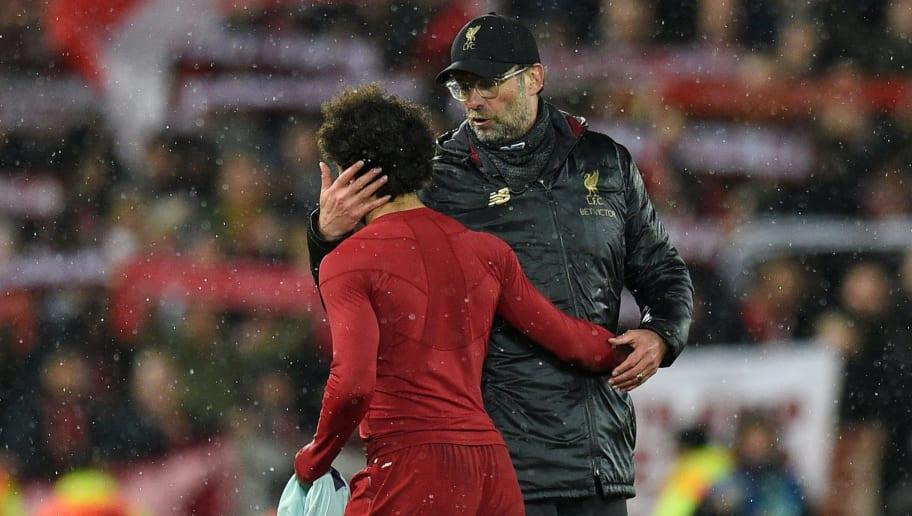 Mohamed Salah Hails Manager Jurgen Klopp for Unlocking Liverpool's Potential | ht_media