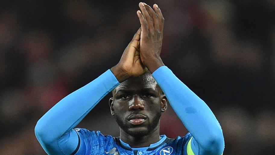 Kalidou Koulibaly Set to Miss Napoli's Champions League Clash With Barcelona