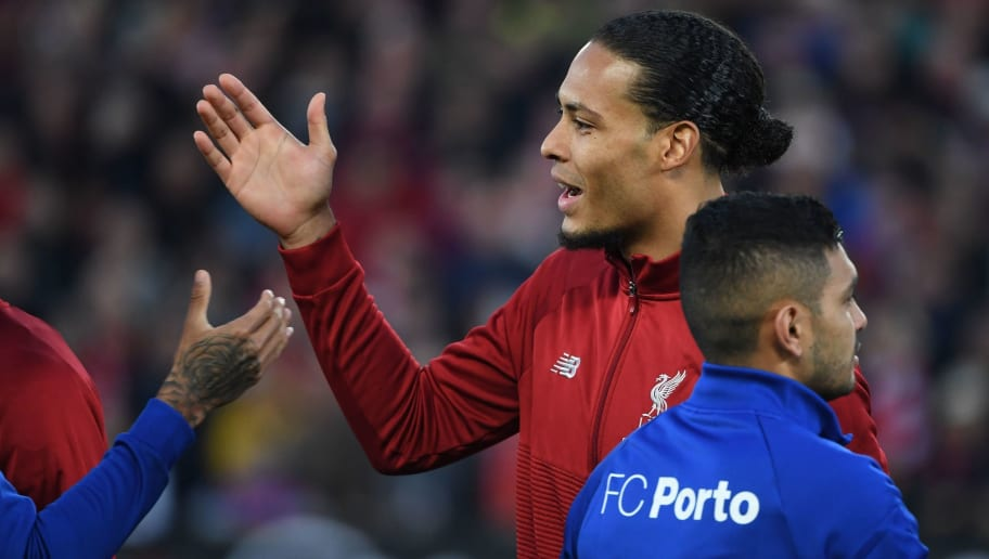 Virgil van Dijk Insists Liverpool Will Not Defend 2-Goal Lead But Warns Teammates Over Porto Threat