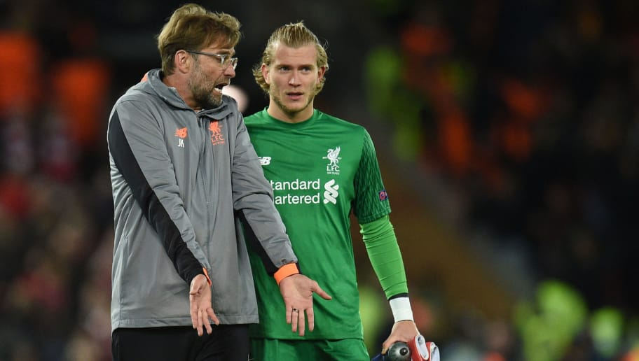 33bf99883 Jurgen Klopp Responds to Loris Karius After Liverpool Goalie Hints at Exit  Following Alisson Signing