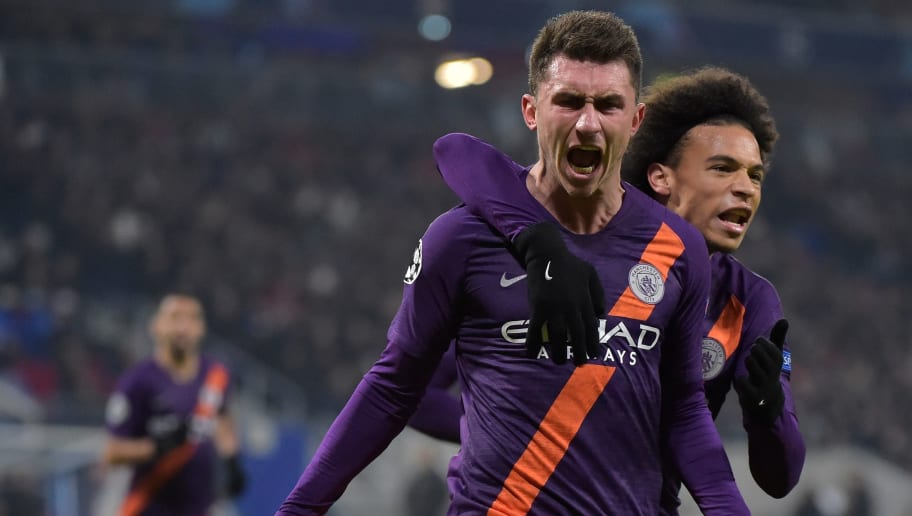 Aymeric Laporte Signs New Long-Term Contract Extension With Manchester City | 90min
