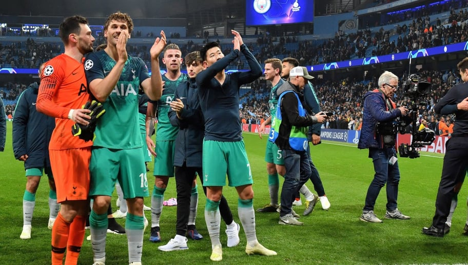 Champions League: Three Things we Learned From Manchester City's 4-3 win Over Tottenham Hotspur