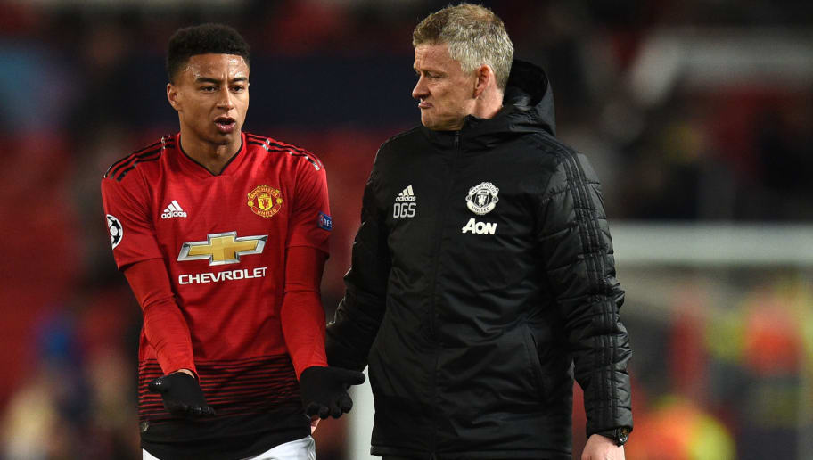 Jesse Lingard Reveals Heart-to-Heart With Ole Gunnar Solskjaer After Tough Few Months at Man United