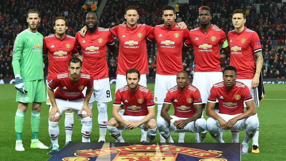 Man Utd Confirm Full List of Squad Numbers for 2018 19 Including Changes    Additions e2a7f70db