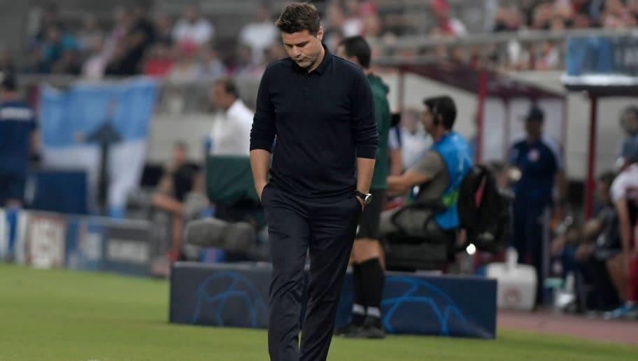 Tottenham Manager Mauricio Pochettino Blasts Team For Not Respecting Their Game Plan