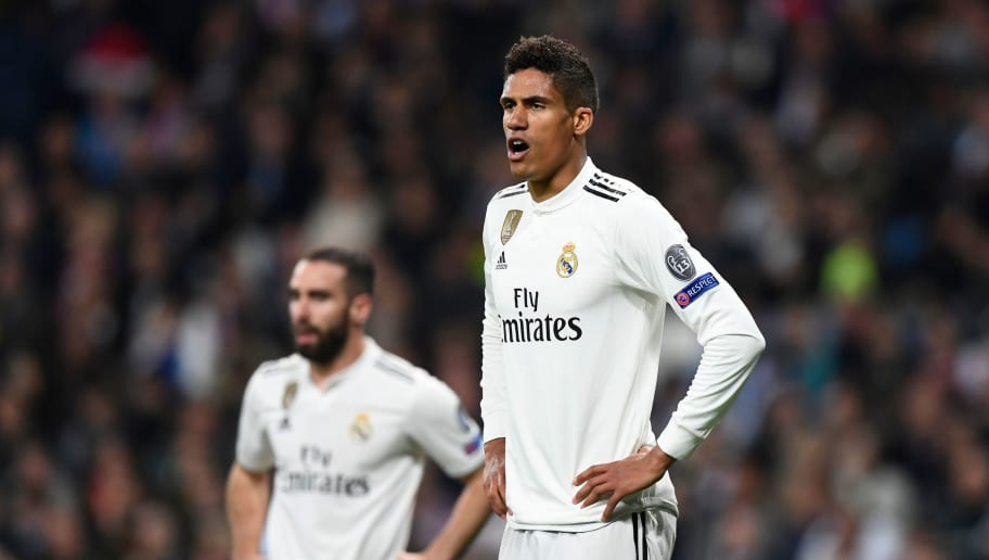 Raphael Varane Has 'Already Informed Teammates' He Wants to Leave Real Madrid