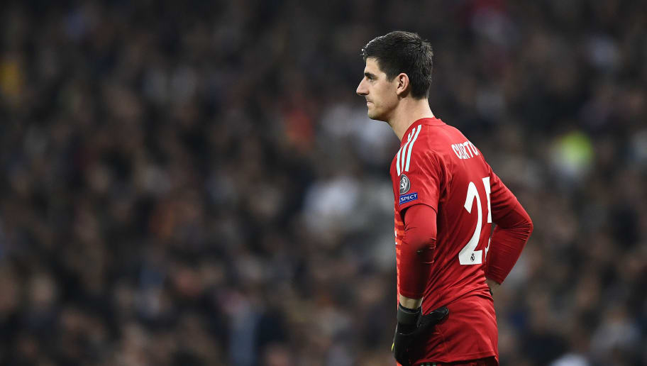 1f22e72194c Thibaut Courtois Refuses Real Madrid s Offer of Switch to Man Utd as David  de Gea Pursuit Continues