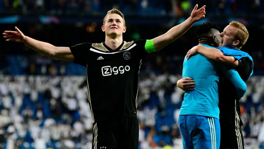 3f7049bec Bayern Munich Still Challenging Barcelona for Matthijs de Ligt as Part of  Expensive Rebuild