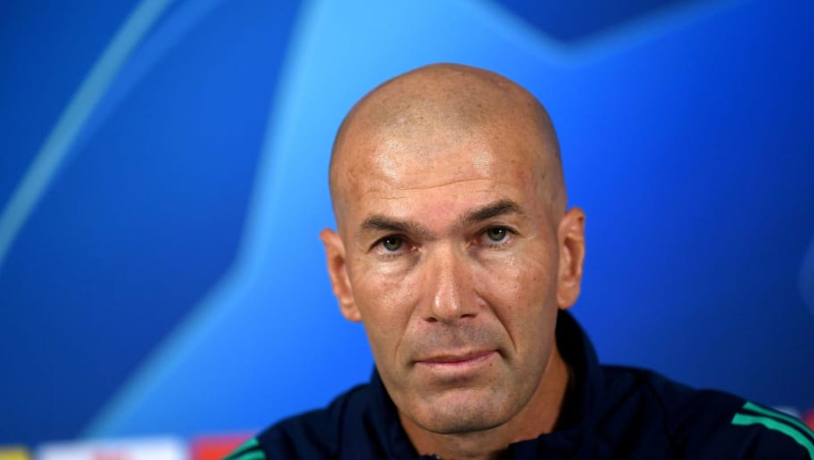 Zinedine Zidane Addresses Reports of Real Madrid Exit Ahead of Crucial Galatasaray Clash
