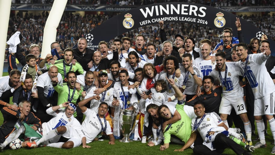 7 Champions League Finals Played Between Clubs From The Same