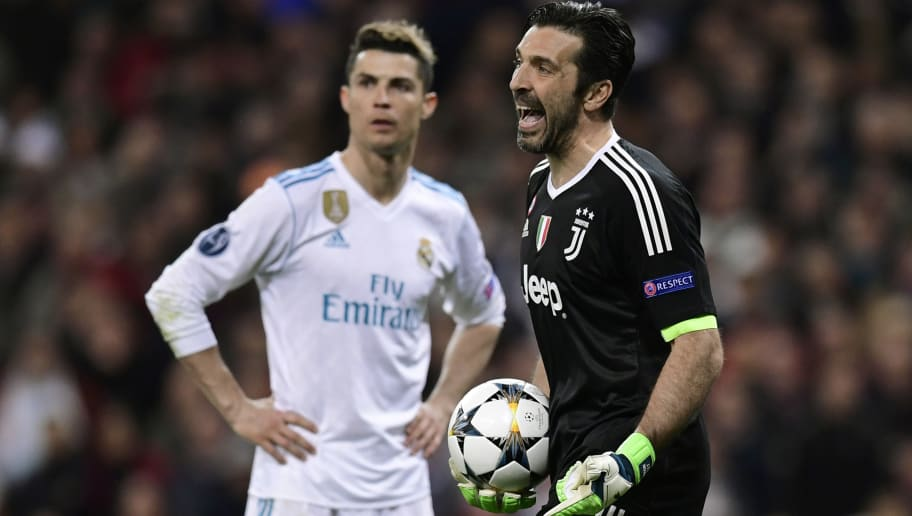 first rate b792b bf548 Gianluigi Buffon Delighted at the Opportunity of Playing ...