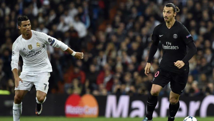 Đây! Điểm giống và khác nhau của Ronaldo và Ibrahimovic   90min