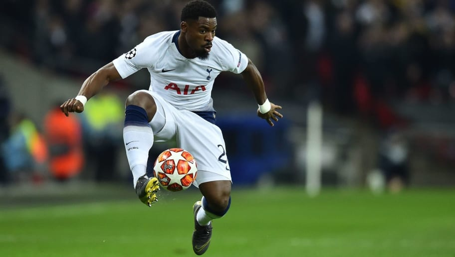 Serge Aurier Undergoes Hand Surgery as Tottenham Target Move