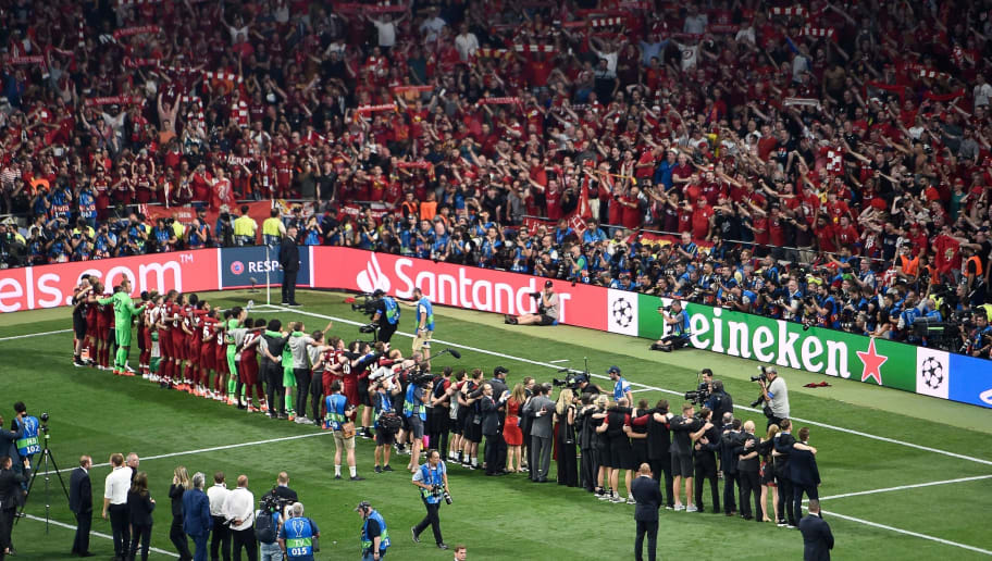 ab6ed1b04 Where Liverpool's 2019 Champions League Triumph Ranks in Their All-Time  Greatest Moments