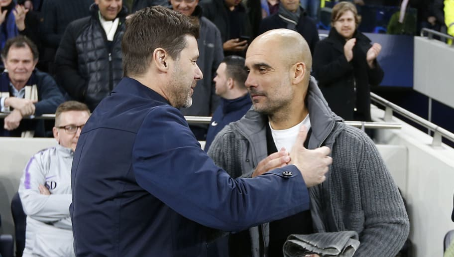 Pep Guardiola Claims He Praises Mauricio Pochettino More Than Any Other Manager