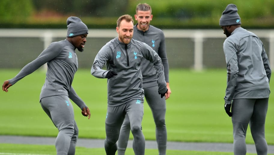 Christian Eriksen Returns to Tottenham Training While Giovani Lo Celso Nears Return