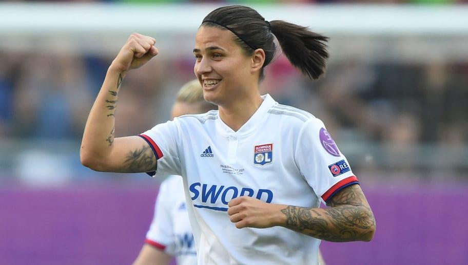 Eine Macht im Frauenfußball: Olympique Lyon gewinnt die Champions League
