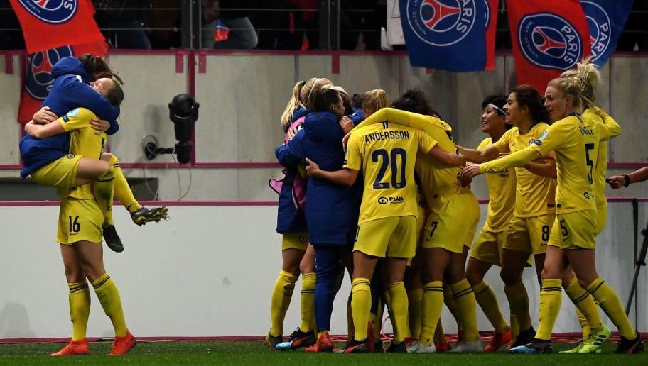 FBL-EUR-C1-WOMEN-PSG-CHELSEA
