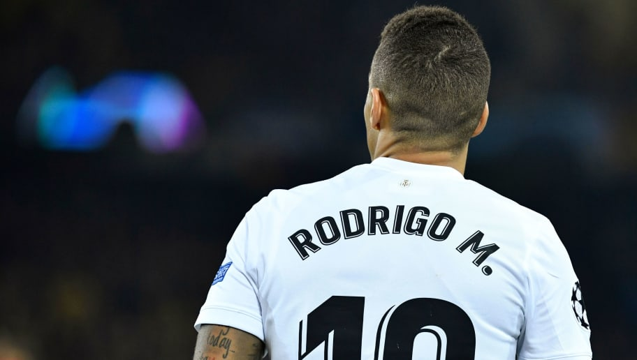 Atletico Madrid 'Have No Doubts' Over Signing of Valencia Forward Rodrigo