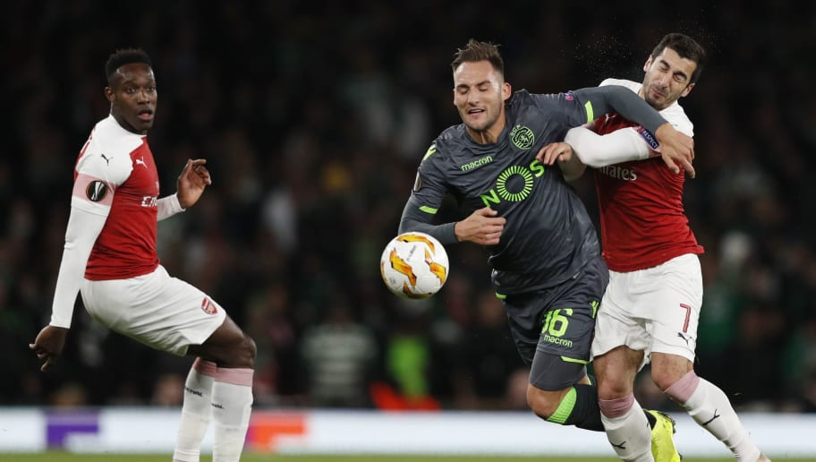 FBL-EUR-C3-ARSENAL-SPORTING