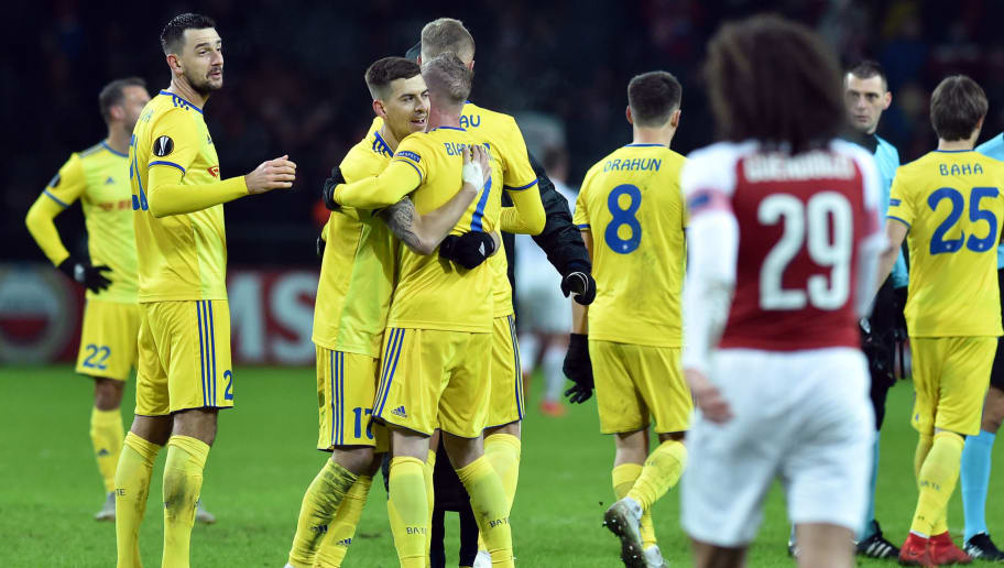 arsenal vs bate - photo #28
