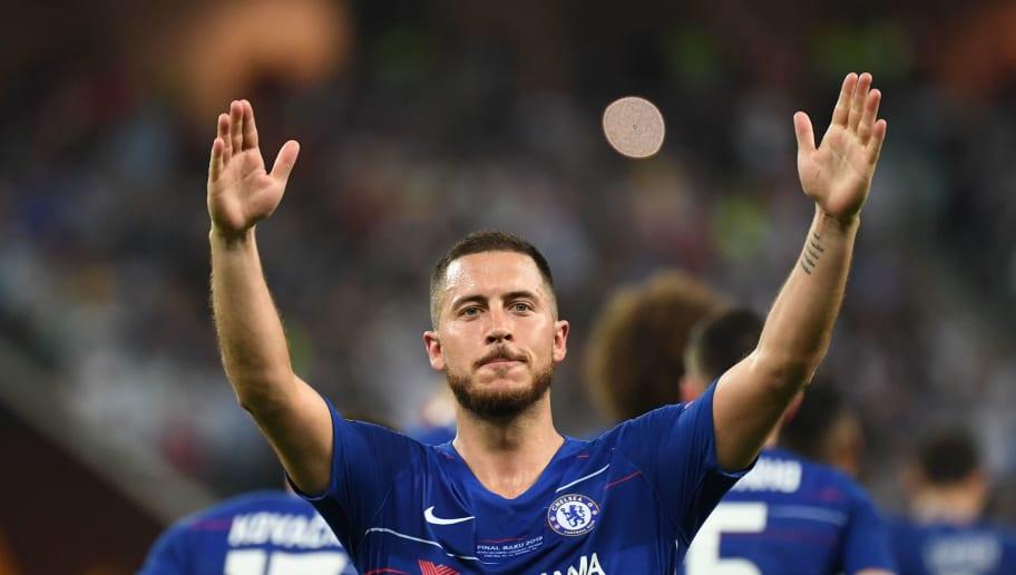 Chelsea Defender Emerson Reveals Eden Hazard's Last Message in Team Whatsapp Group