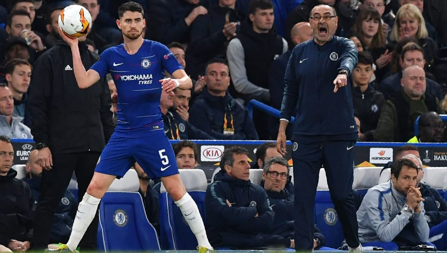 Jorginho Confident That Maurizio Sarri Will Remain as Manager of Chelsea