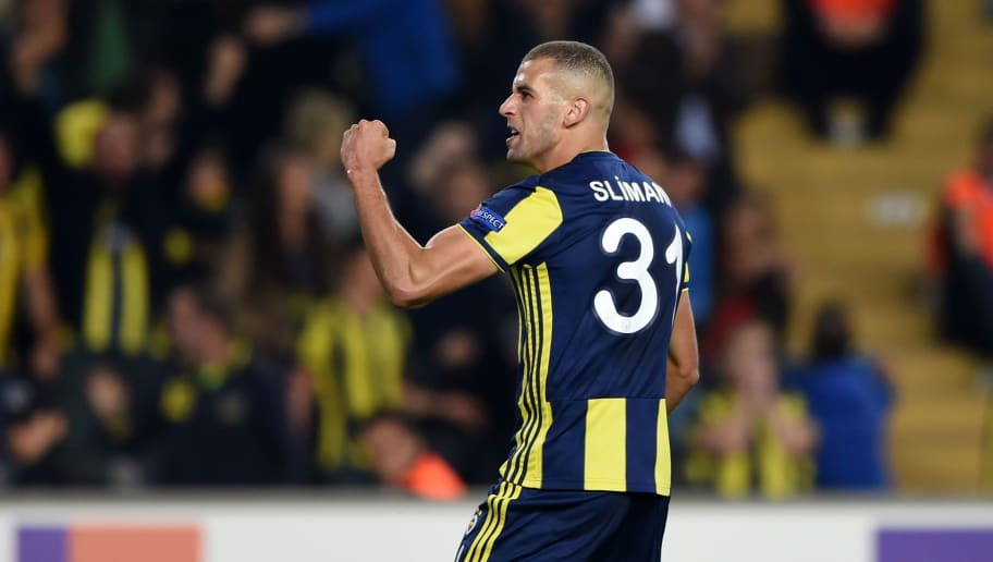 Islam Slimani's Future Plans Revealed in New Report After Nightmare
