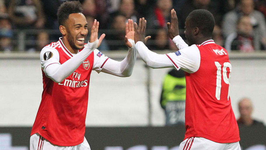 Europa League: 3 Things we Learned From Arsenal's 3-0 Win Over Eintracht Frankfurt