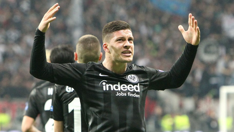 Luka Jovic Talks Up Premier League or Serie A Move as Real ...